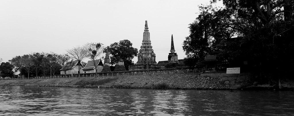 Thaïlande - Ayutthaya - 175 - Wat Phutthaisawan