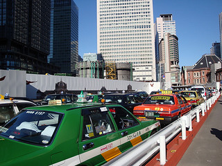 Tokyo Taxis
