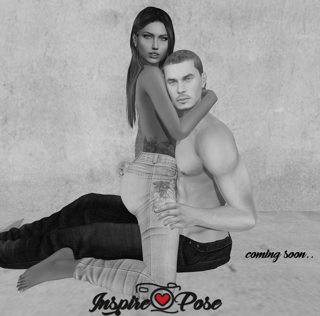 Inspire Pose - SecondLifeHub.com