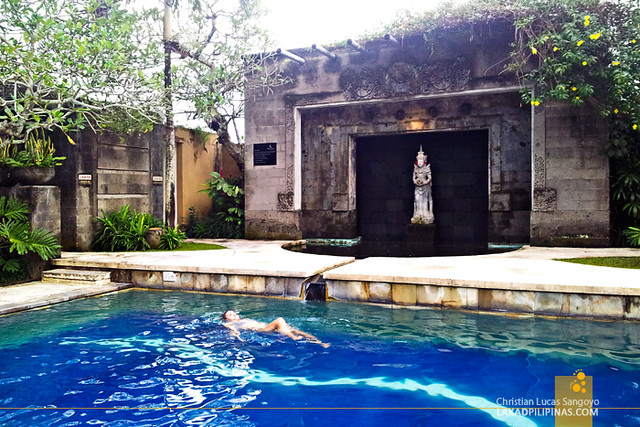 Bebek Tepi Sawah Villas Bali Pool