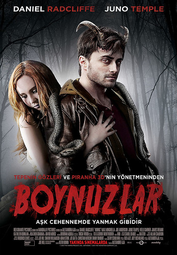 Boynuzlar - Horns (2015)