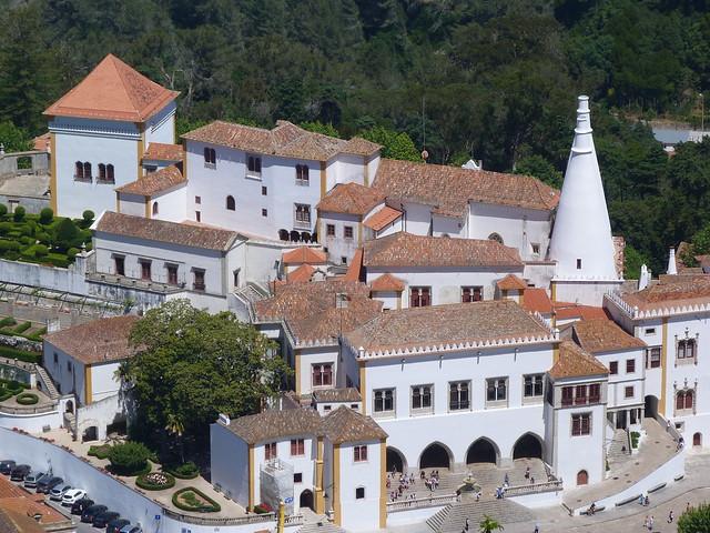 Palacio Nacional de Sintra (Portugal)