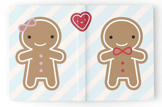 Cookie Cute Journal at Redbubble
