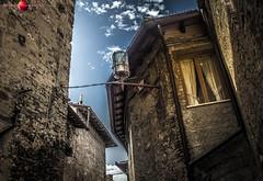 San Giminiano, street view