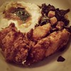 Fried chicken at the Country Cat in Portland