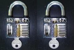 padlock, lock,