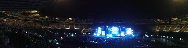 Konzert von Tiziano Ferro im Römer Olympiastadion