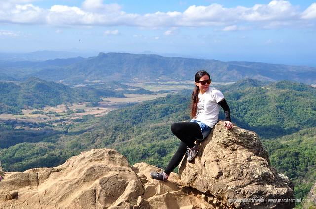 Zee at Pico de Loro