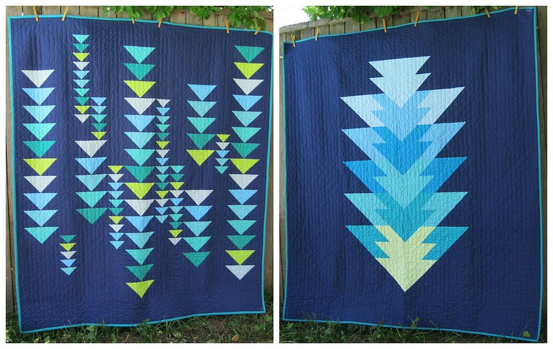 Geese & Arrows Quilt