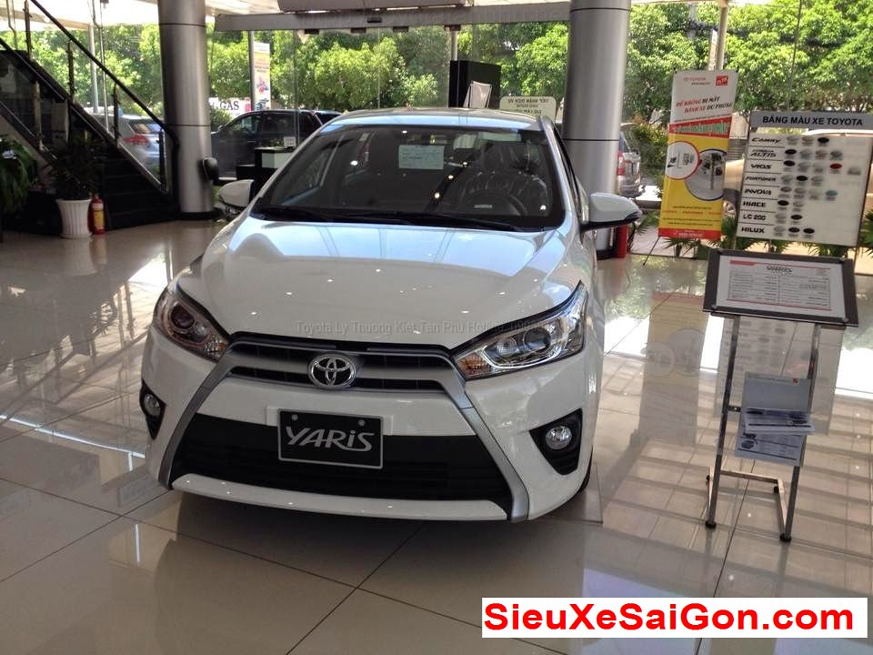 gia xe toyota yaris 1 3 doi 2015 2016 nhap khau moi oto t i s i g n i 201. Black Bedroom Furniture Sets. Home Design Ideas