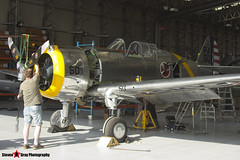 NX80FR PA 50 - 38-210 - The Fighter Collection - Curtiss P-36C Hawk - Duxford, Cambridgeshire - 150703 - Steven Gray Stevipedia - IMG_5922