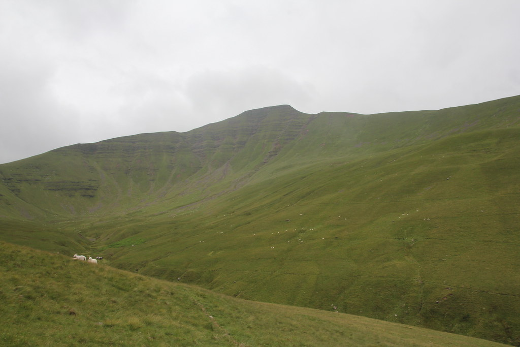 llanfrynach, nant menasgin, nant sere, cribyn, fan y big, brecon beacons, wild swimming