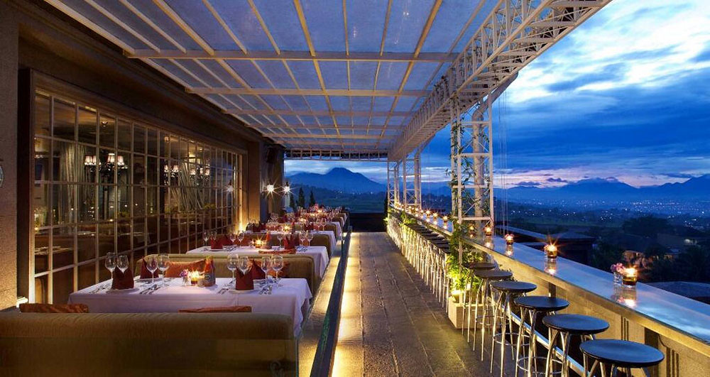 10 Bandung Rooftop Bars With Stunning Views