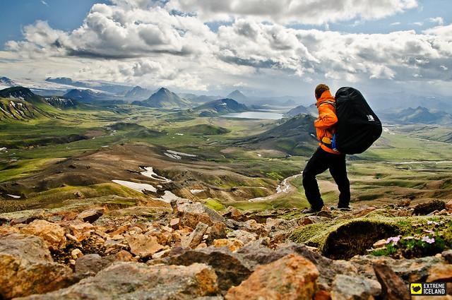 Hiking Laugavegur