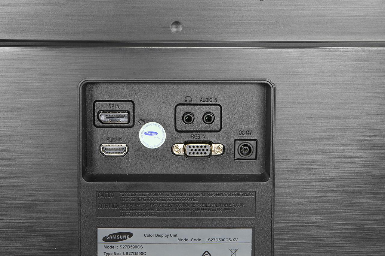 [Review] Samsung S27D590C - Trải nghiệm mới cùng màn hình cong - 81109