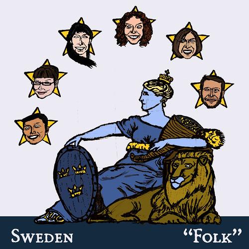 sweden - band