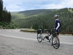 North Fork, Idaho to Hamilton,  Montana