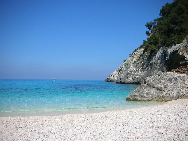 Sardinia islands around the globe
