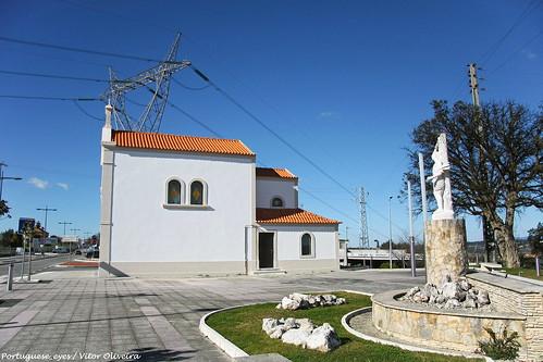 Capela de São Sebastião - Oliveira do Bairro - Portugal