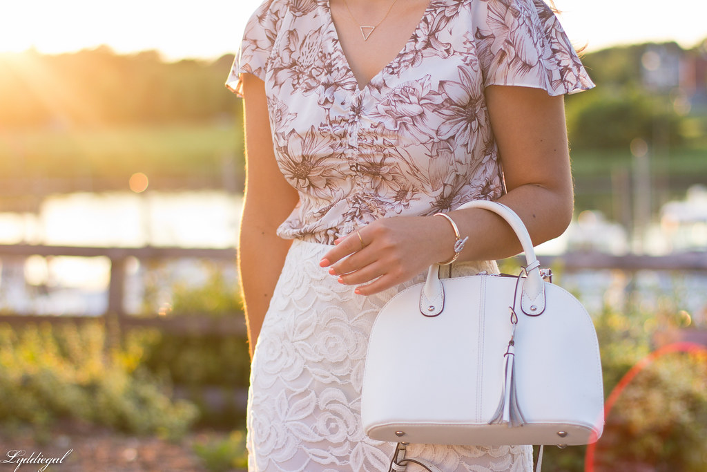 brown and white floral blouse, white lace skirt-13.jpg