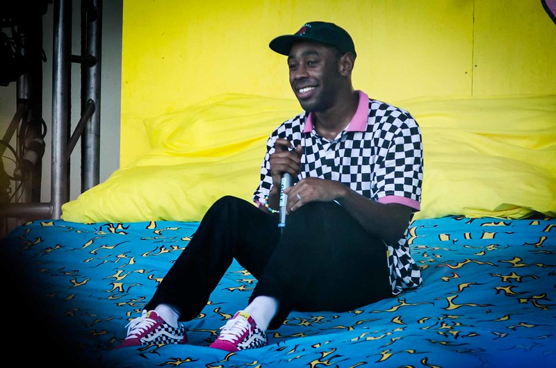 Lollapalooza 2015: Tyler, the Creator