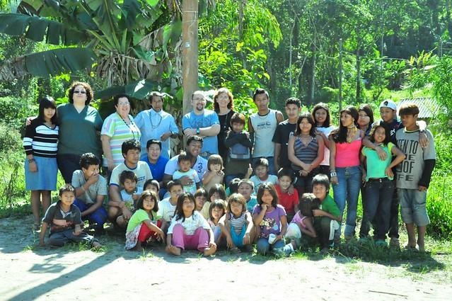 Projeto Olhar Indígena - EEI Aldeia Itapuã
