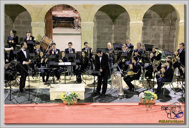 6 Concierto de la Banda Municipal de Música de Briviesca con solistas