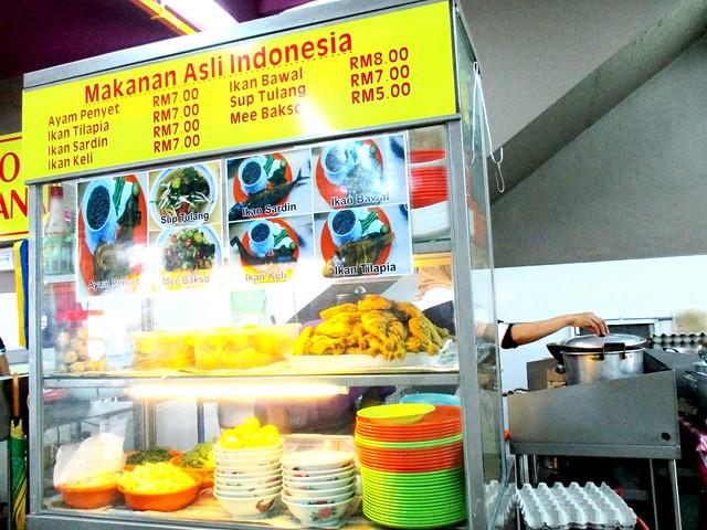 Makanan asli Indonesia