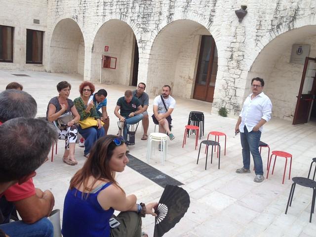 """Casamassima- L'assessore chef Cristofaro invita le associazioni al """"tavolo"""" (2)"""