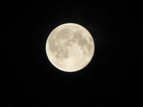 bluemoon supermoon