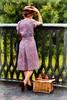 Woman On Bridge by Sh4un65_Artistry