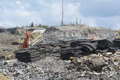 Goldcorp - Porcupine Gold Mines - Hollinger Pit Project - Timmins Ontario Canada