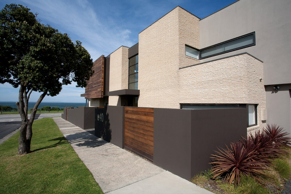 Beach Road House - Masonry Blocks | designp