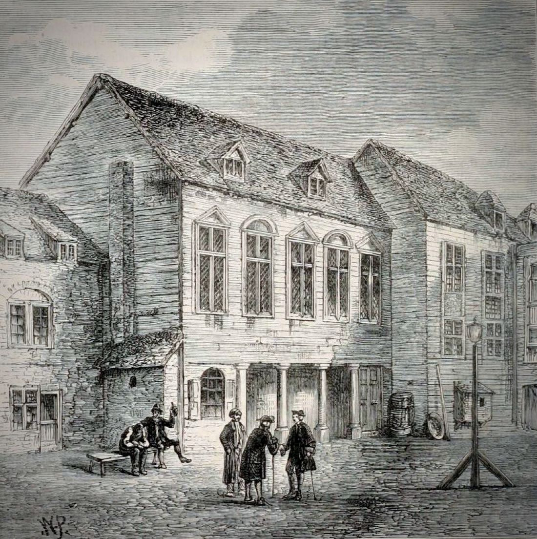 Marshalsea Debtors Prison
