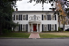 Frank & Katharine B. Flint House, Paul R. Williams 1929