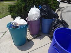 Sterilite Garbage Cans