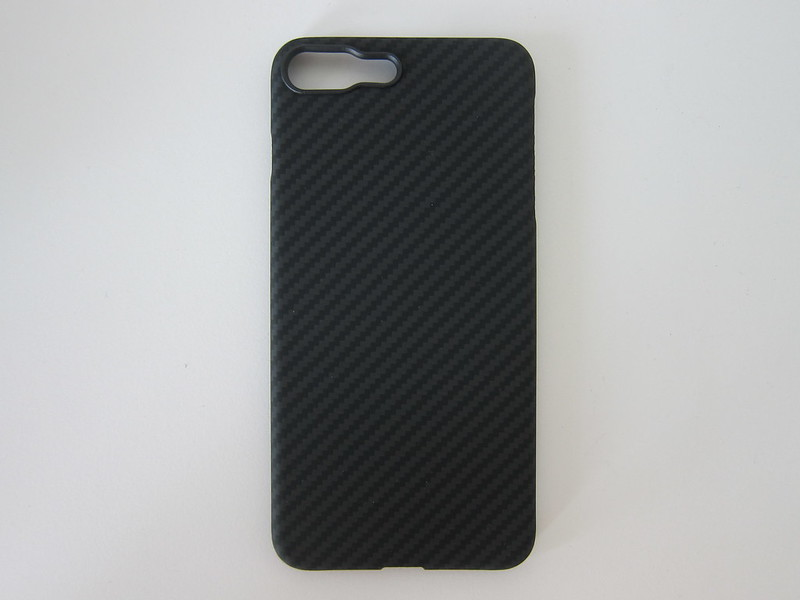 Pitaka's Aramid iPhone 7 Plus Case - Back