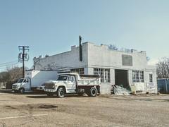The former Fredericksburg Ice Company, Fredericksburg Virginia