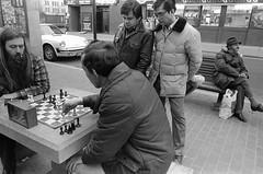 Yonge and Gould, Toronto, 1982