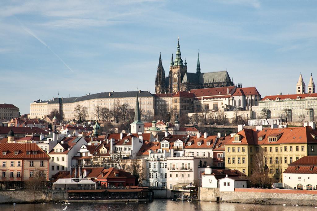 Charles Bridge Prague #visitCzech #チェコへ行こう #link_cz