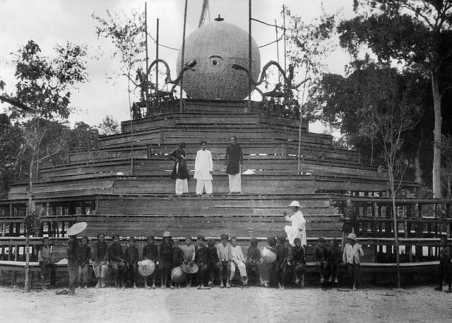 TÂY NINH 1930 - Tòa Thánh Cao Đài