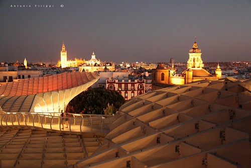 Siviglia from life of Ernest Hemingway