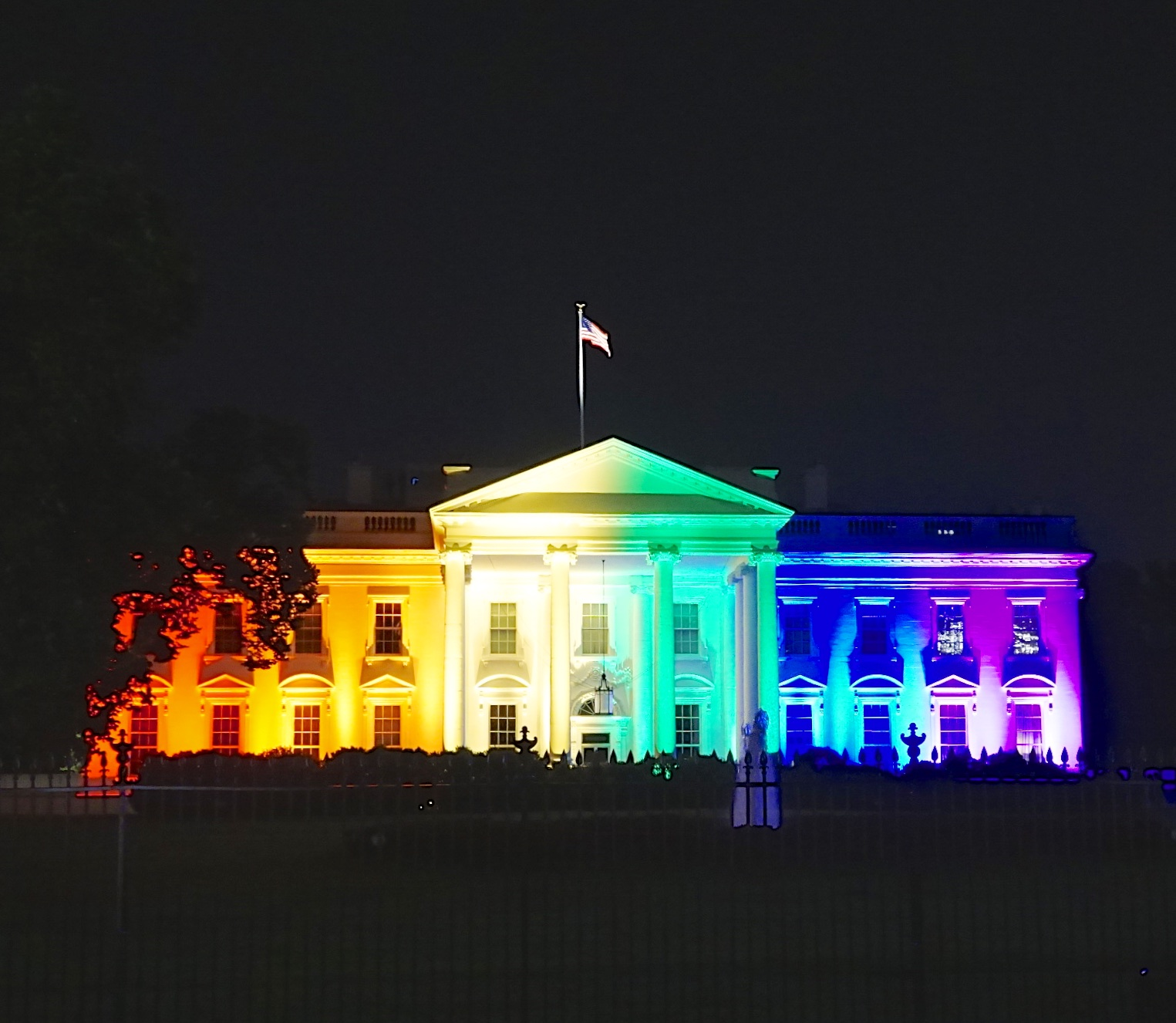 Celebrating a new America #lovewins 58170