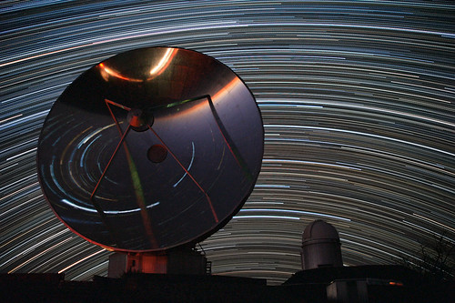 Stars Circle La Silla