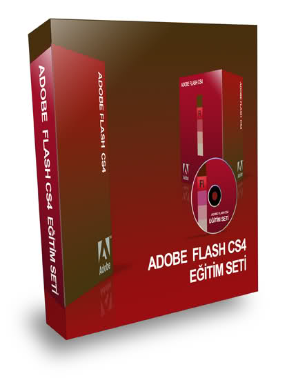 Adobe Flash CS4 Eğitim Seti