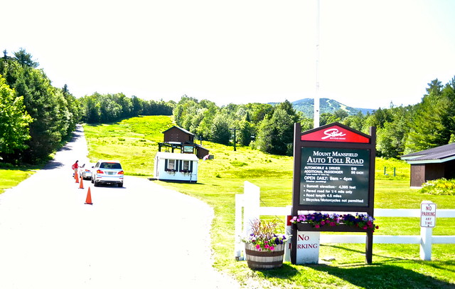 Mount Mansfield Toll Road