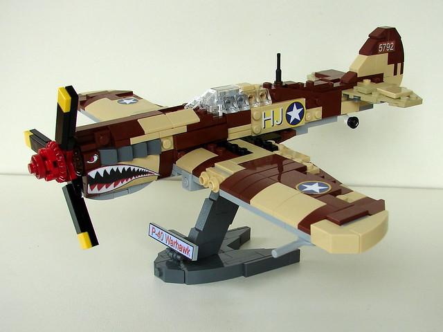 P-40 Warhawk (9)
