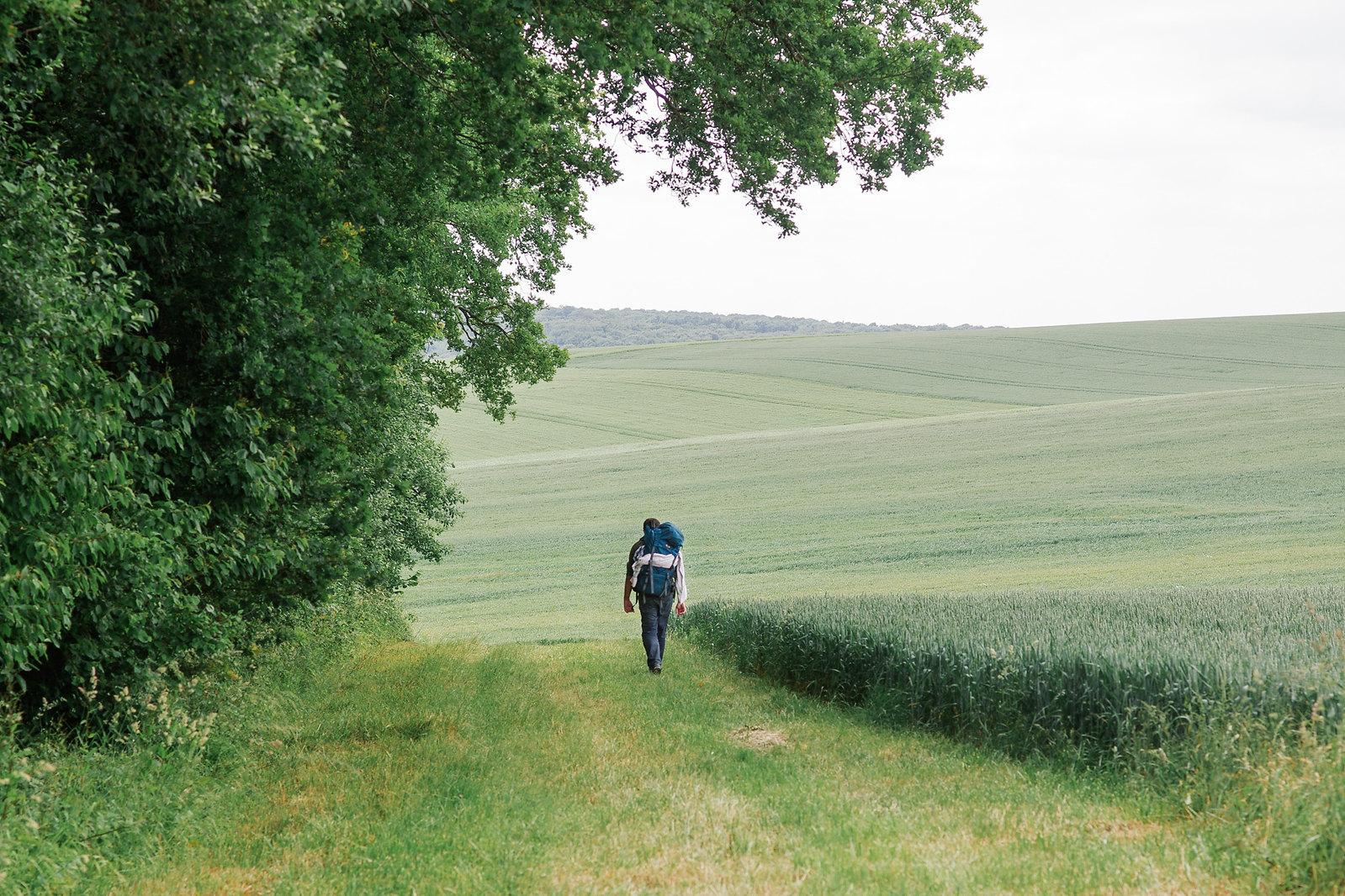 Tourisme vert dans la Meuse - de la Meuse à l'Argonne - Balade nature