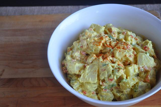 Delicatessen Style Potato Salad