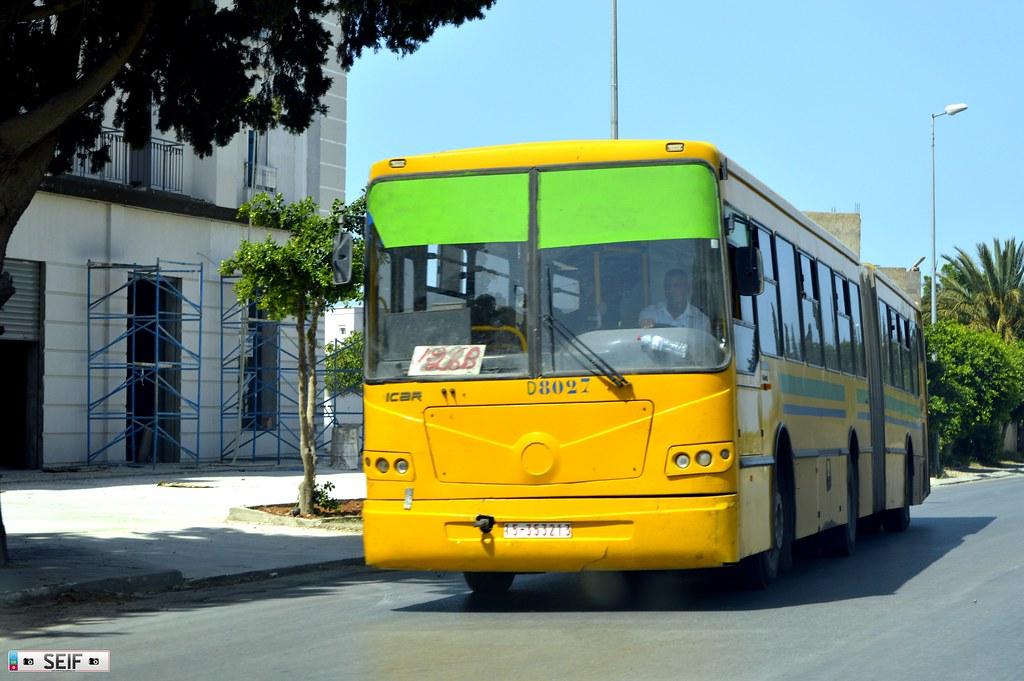 Setcar Bus Tunisia 2015